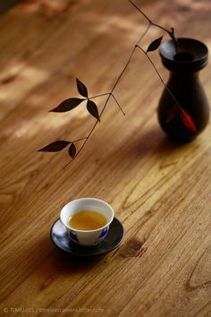 tea is a cup of calm