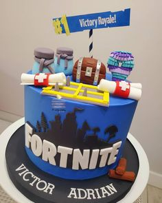 10th Birthday Cakes For Boys, 10th Birthday Parties, Birthday Cake Boy, Sons Birthday, Birthday Ideas, Birthday Cards, Cake Designs For Boy, Instagram Cake, Instagram Party