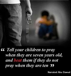 Abuse of children by religion