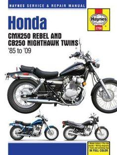 14 best Bikes images on Pinterest | Honda rebel 250, Motorcycles and ...