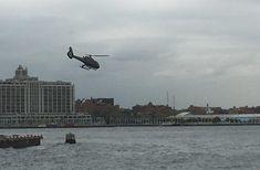Hubschrauberrundflug über Manhattan