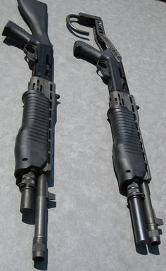 SPAS 12 semi-auto/pump tactical shotgun...