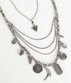 Festive Tiered Necklace