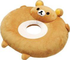Rilakkuma - Doughnut Cushion San-X,http://www.amazon.com/dp/B0015CHU46/ref=cm_sw_r_pi_dp_7WCktb1QAH9VNAH0