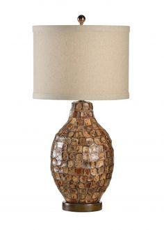 ZUCCA NUT LAMP