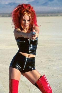 Spice Girl Ginger ❤️