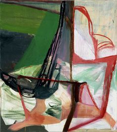 Amy Sillman: title unknown [abstract]; medium unknown.