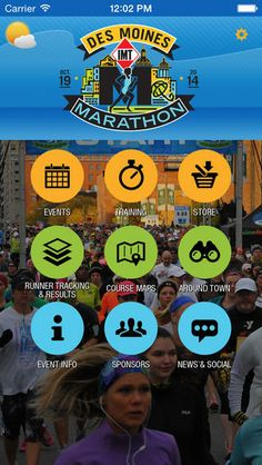 The IMT Des Moines Marathon is happy to announce the launch of our brand new, FREE mobile app! Check it out on any smartphone or tablet today!   https://play.google.com/store/apps/details?id=com.crowdtorch.desmoinesmarathon  https://itunes.apple.com/us/app/imt-des-moines-marathon-2014/id844200624?mt=8