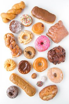 A Guide to Donuts: The Classics