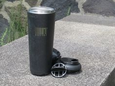 HIIT Bottle Review: An Insulated Stainless Steel Protein Shaker Bottle