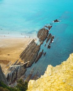 aerial view photography of ocean iPhone 11 Wallpapers Road Trip Pays Basque, Beach Activities, Types Of Cameras, Tourist Spots, Spain Travel, Mountain View, Aerial View, Best Funny Pictures, Beautiful Places