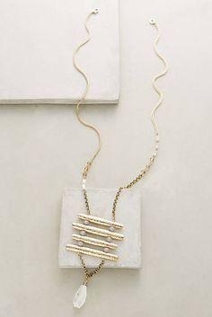 Marlette Pendant Necklace