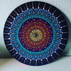 Mandalas decorativas by Cida Sales.