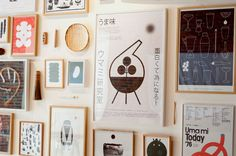 When opening a brick and mortar shop I would use these images for my inspiration board ... They are from pop-up shop Umami Mart. Normally a Japanese food blog and webshop importing speciality and luxurious Japanese kitchen ware. They were...