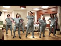Breast Cancer Awareness - Pink Glove Dance Competition: 2011 Winners - Lexington Medical Center