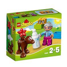 Bekah - Lego Duplo Baby Calf