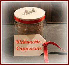 Weihnachts Cappuccino Pulver selbst gemacht 1