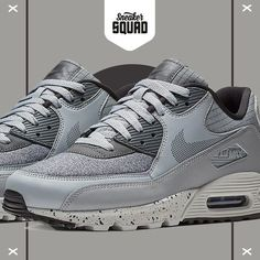 35af9c9d62b Nike Air Max '90 Premium (grey) - 700155-016 | 43einhalb Sneaker Store