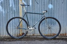 LA FIXED : Photo No info on the make, nice track bike anyway na