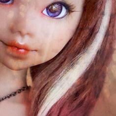 Sneak peek~ ✨ #doll #bjd #dollsandparty #nena02 #ooak #artistdoll #ateliermomoni | by Lola · Atelier Momoni +