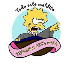 Adornos Halloween, Arte Horror, Futurama, The Simpsons, Best Artist, Lisa Simpson, Cartoon, Stickers, Cool Stuff
