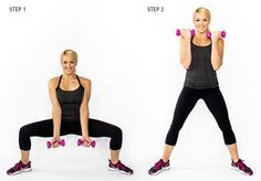 11 Best Moves for A Toned, Tight Tush