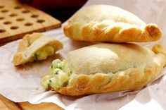 feralf - Empanadas de cebolla y queso