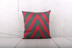 Your place to buy and sell all things handmade Ikat Pillows, Decorative Pillows, Best Diet Plan, Pillow Covers, Unique Jewelry, Handmade Gifts, Vintage, Etsy, Decorative Throw Pillows