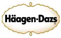 Haagen-Dazs is an ice cream company. This is there brand logo.