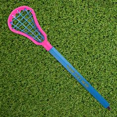 Our authentic lacrosse stick pens are not only fun to write with but great fun to play with too! #lulalax