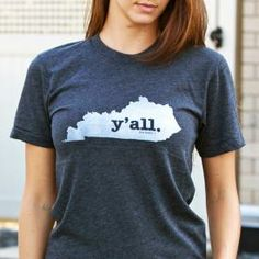 Kentucky Y'all Shirt
