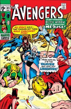 The Avengers (Volume) - Comic Vine #83