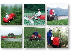 High-performance pest control machinery