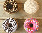 New Felt Sunday Breakfast Donuts