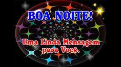 UMA NOITE ABENÇOADA - Linda Mensagem de Boa Noite - para WhatsApp