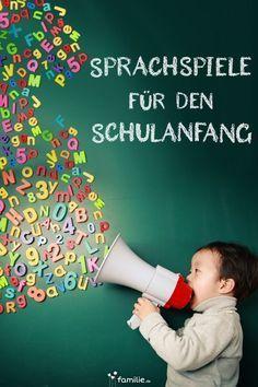 Einfache Spielideen, mit denen du dein Kind beim Lesenlernen unterstützen kannst.