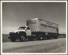1000 images about vintage mayflower on pinterest for Mayflower car shipping