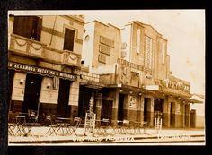 Cine Alhambra, rua 26 de Agosto, Campo Grande MS