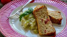 Low Carb Recipes, Vegetarian Recipes, Healthy Recipes, Meatloaf, Bon Appetit, Cornbread, Banana Bread, Paleo, Cooking