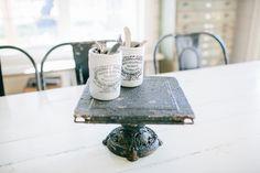 Heritage Cake Stand | The Magnolia Market                                                                                                                                                                                 Plus