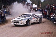 San Remo 1982 - Alén Markku - Kivimäki IlkkaiconLancia 037 Rally