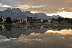 Ritzenhof Hotel & Spa am See Wellness Hotel Salzburg, Hotel Spa, Land Scape, Mountains, Nature, Travel, Salzburg Austria, Places, Fall