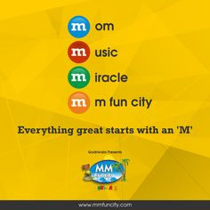Everything great starts with 'M'. Add more to the list. Comment Fast. #MMFunCity #Rides #BestWaterpark #WaterRides #WaterSlides #WaterPark #Thrill #Joy #Excitement #Fun #Raipur