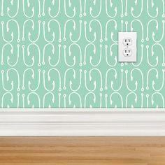 Green home decor.  Etsy Treasury. Minty Fresh. by Christine on Etsy