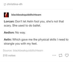 Oh Aelin.  The queen of sass and class and being really really badass....oh and Teareson can't forget about that.