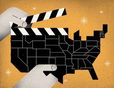 USA film