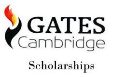 Gates Cambridge Scholarship for Cambridge University of UK