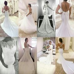 DREAM DRESS decision making in the process ♥ A sneak-peak into your bridal experience here at De La Vida Bridal Couture. Decision Making, All White, Dream Dress, Wedding Day, Couture, Bridal, Elegant, Dresses, Pi Day Wedding