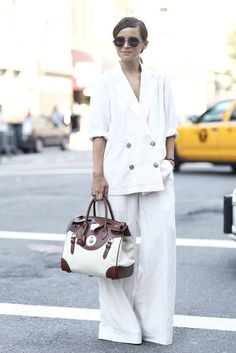 Street Style Inspiration For Spring 2013   Pictures