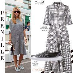Pernille Teisbaek Style Shirt Dress, Shirts, Outfits, Dresses, Style, Fashion, Shoes, Hair, Vestidos
